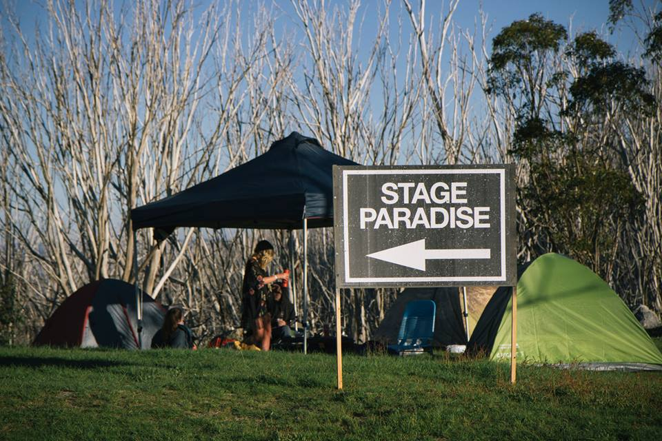 Stage Paradise