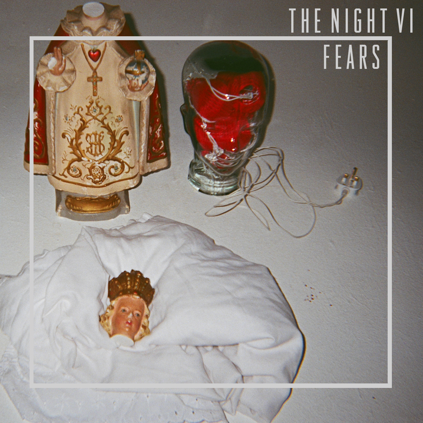 FEARS - THE NIGHT VI by Anna PEsquidous & THE NIGHT VI